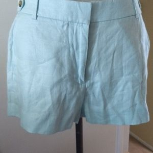 J crew shorts, size 6